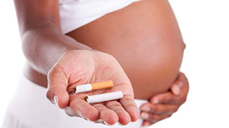 Fumar durante el embarazo ocasiona diabetes gestacional