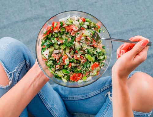 Dieta mediterránea en el embarazo: aceite de oliva virgen y pistachos